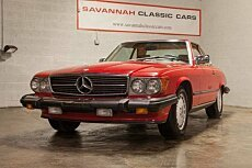 1988 Mercedes-Benz 560SL for sale 100957682