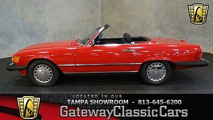 1988 Mercedes-Benz 560SL for sale 100964607