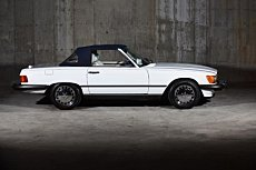 1988 Mercedes-Benz 560SL for sale 100976319