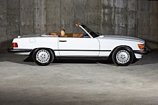 1988 Mercedes-Benz 560SL for sale 100976322