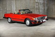 1988 Mercedes-Benz 560SL for sale 100976325