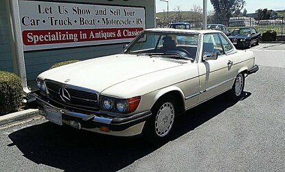 1988 Mercedes-Benz 560SL for sale 100976418