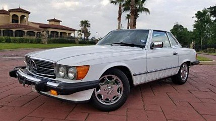 1988 Mercedes-Benz 560SL for sale 100995569