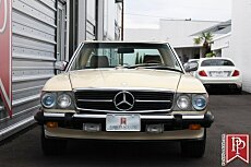 1988 Mercedes-Benz 560SL for sale 101008824