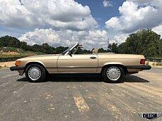 1988 Mercedes-Benz 560SL for sale 101027912
