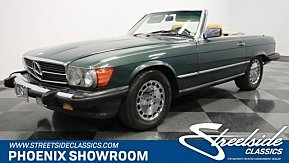 1988 Mercedes-Benz 560SL for sale 101030097