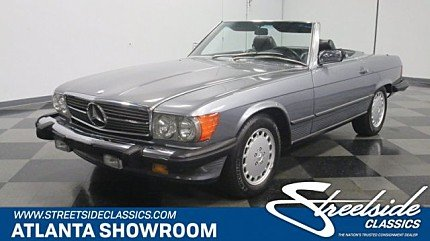 1988 Mercedes-Benz 560SL for sale 101052860