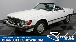 1988 Mercedes-Benz 560SL for sale 101054776