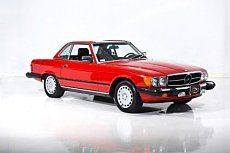 1988 Mercedes-Benz 560SL for sale 101056917