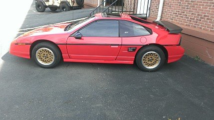 1988 Pontiac Fiero GT for sale 100754186