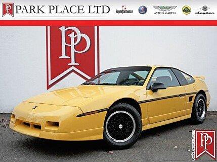 1988 Pontiac Fiero GT for sale 100798071