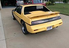 1988 Pontiac Fiero for sale 100792816