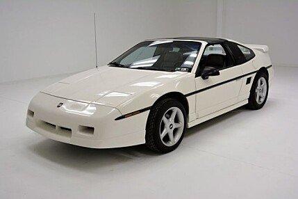 1988 Pontiac Fiero GT for sale 100960656