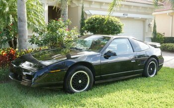 1988 Pontiac Fiero GT for sale 100987262