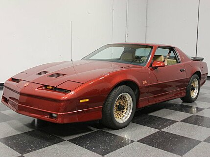 1988 Pontiac Firebird Trans Am Coupe for sale 100760490