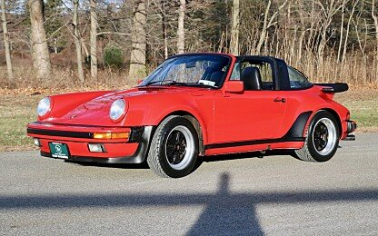 1988 Porsche 911 Turbo Targa for sale 100912552