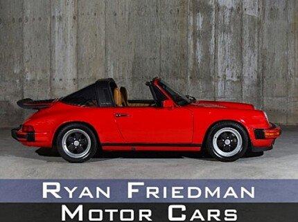 1988 Porsche 911 Targa for sale 100989877