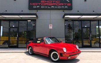 1988 Porsche 911 Carrera Cabriolet for sale 101009987