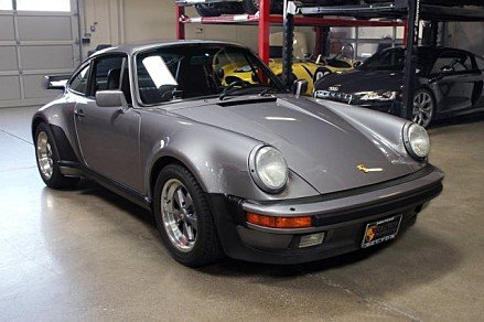 1988 Porsche 911 Turbo Coupe for sale 101014610