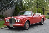 1988 Rolls-Royce Corniche for sale 100752159