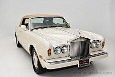 1988 Rolls-Royce Corniche II for sale 100859006