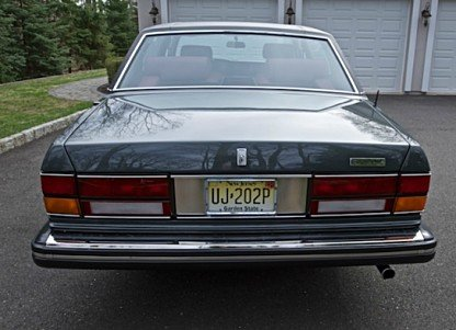 1988 Rolls-Royce Silver Spur for sale 100731149