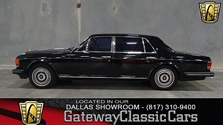 1988 Rolls-Royce Silver Spur for sale 100756699