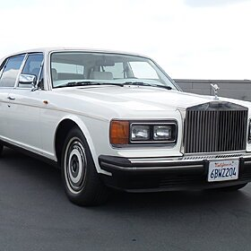 1988 Rolls-Royce Silver Spur for sale 100796651
