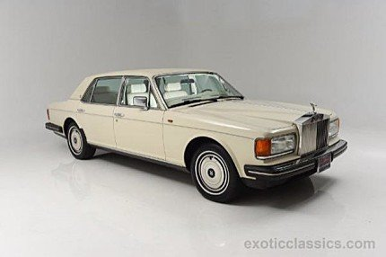 1988 Rolls-Royce Silver Spur for sale 100840782
