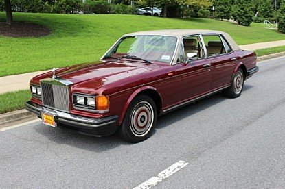 1988 Rolls-Royce Silver Spur for sale 101012064