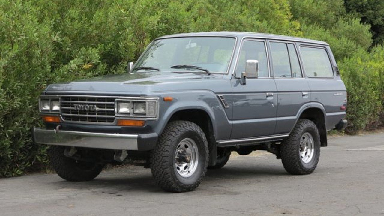 1988 Toyota Land Cruiser for sale 100817807