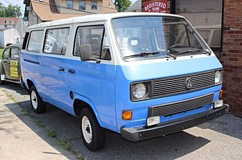 1988 Volkswagen Vans for sale 100859410