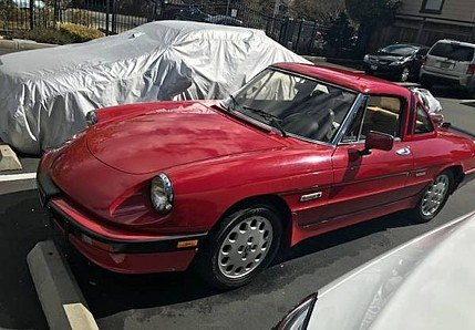 Alfa Romeo Spider Classics For Sale Classics On Autotrader - 1980 alfa romeo spider for sale