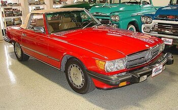 1988 mercedes-benz 560SL for sale 101002928
