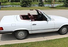 1988 mercedes-benz 560SL for sale 101013937