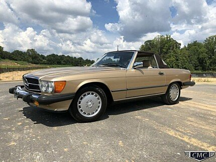 1988 mercedes-benz 560SL for sale 101027912