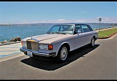 1988 rolls-royce Silver Spur for sale 101014360