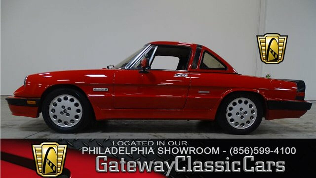 Alfa Romeo Spider Quadrifoglio For Sale Near O Fallon Illinois - Alfa romeo spider hardtop for sale
