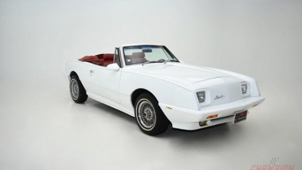 1989 Avanti Convertible for sale 100895862