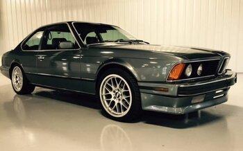 1989 BMW 635CSi for sale 100743017