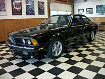1989 BMW 635CSi Coupe for sale 100872088