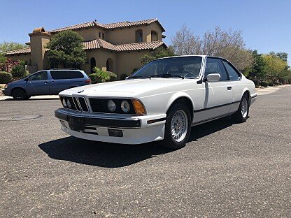1989 BMW 635CSi Coupe for sale 100984548