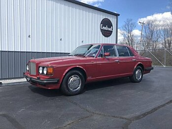 1989 Bentley Turbo R for sale 100997400