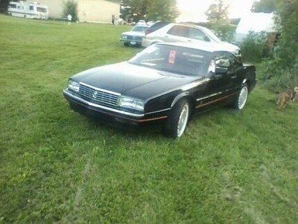 1989 Cadillac Allante for sale 100808177