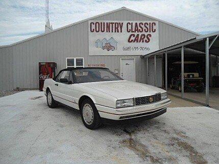 1989 Cadillac Allante for sale 100748740