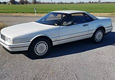 1989 Cadillac Allante for sale 100943285