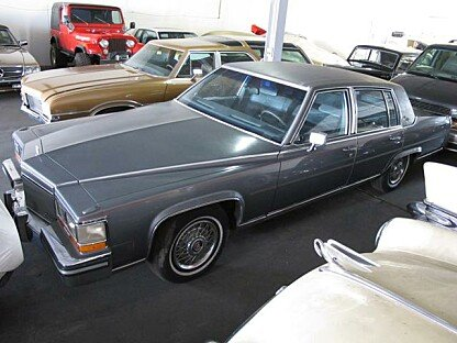 1989 Cadillac Brougham for sale 100762153