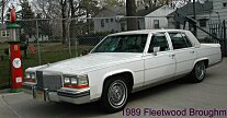 1989 Cadillac Brougham for sale 100770786