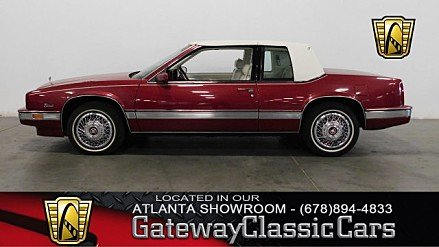 1989 Cadillac Eldorado Coupe for sale 100963601