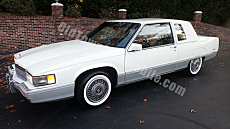 1989 Cadillac Fleetwood Coupe for sale 100925830
